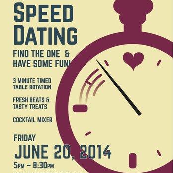 Speed dating pleasanton ca