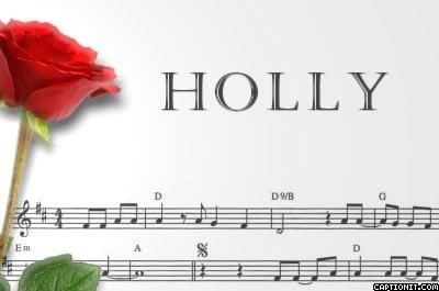 Holly A.