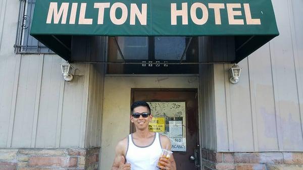 Milton F.