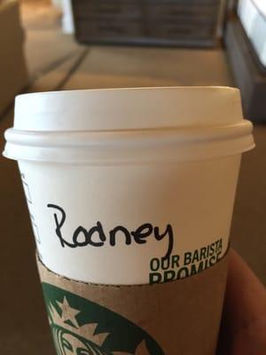 Rodney S.