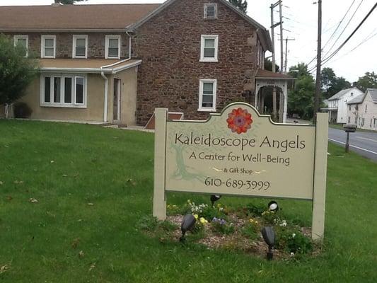 Kaleidoscope Angels C.