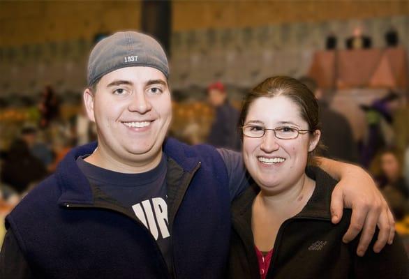 Ryan And Katie M.