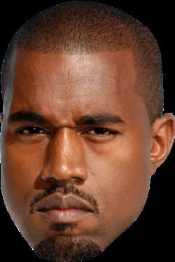 Kanye's Giant Head A.