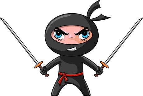 Black Ninja E.