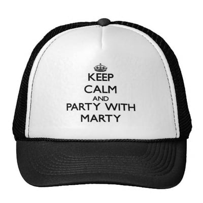 Party Marty C.
