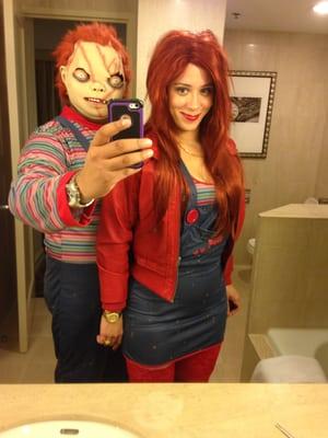 Tiffany N' Chucky A.