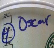 Oscar B.