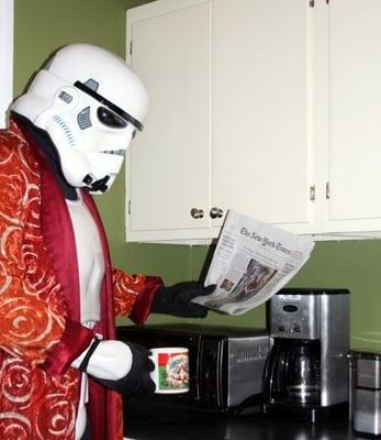 Stormtrooper H.