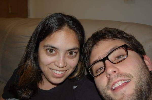 Danny and Christina M.