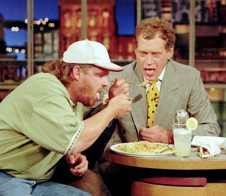 Letterman 8.
