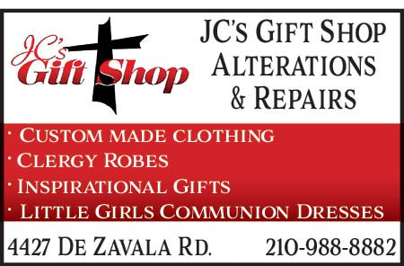 JC'S Alterations And Gift Shop G.