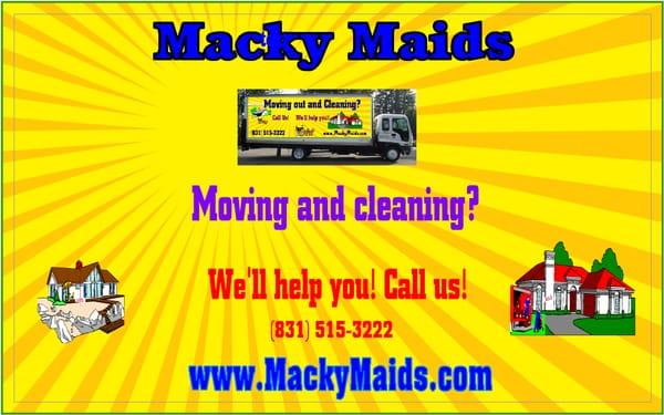 MackyMaids M.