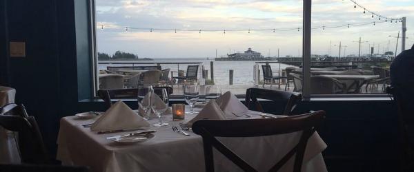 Romantic Restaurants Harbor Island Fl